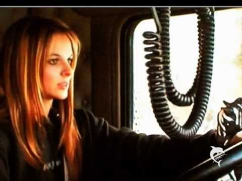 LISA KELLY star of the HISTORY series Ice Road Truckers