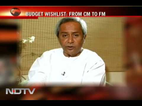 Budget wishlist: From Naveen Patnaik...