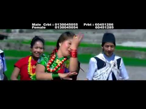 Salaijo (maryo Ni Mayale) By Lali Budhathoki & Thaneshor Gautam video