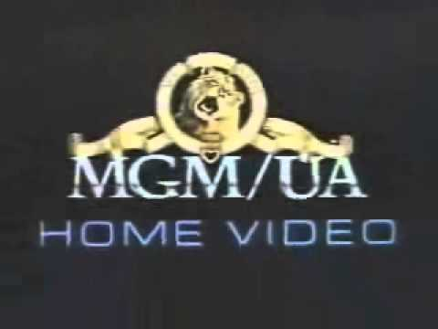 MGM/UA Home Video Logo 1982-1993, 1999
