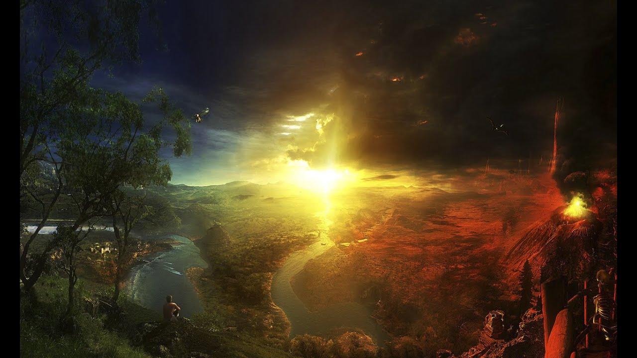 Фото как выглядит рай в реальности