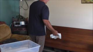how to clean wood furniture; clean green; chemical free cleaning