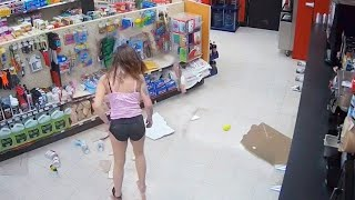 12 Dumbest Robberies Caught on Camera