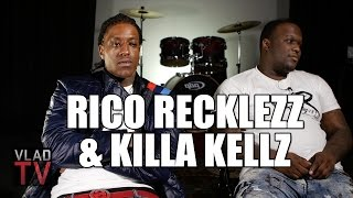 Rico Recklezz on 21 Savage: You Can't Be Tough All the Time