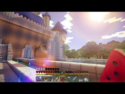 طريقة تركيب مود الواقعية في ماينكرافت Minecraft