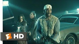 Daybreakers (7/11) Movie CLIP - Roadside Attack (2010) HD