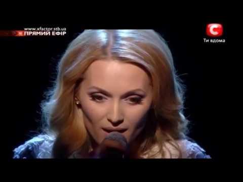 Aida Nikolaychuk - Polina Gagarina 'Kolybelnaya' Final full [polish subtitles Napisy PL]  X-Factor