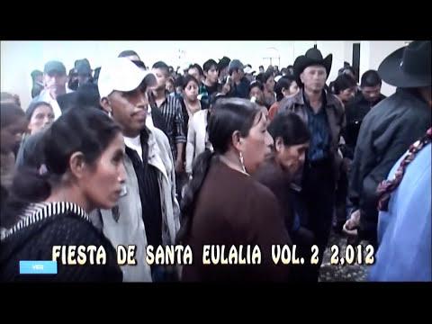 Baile Cultural Directamente des de Santa Eulalia Febr.12 del 2012