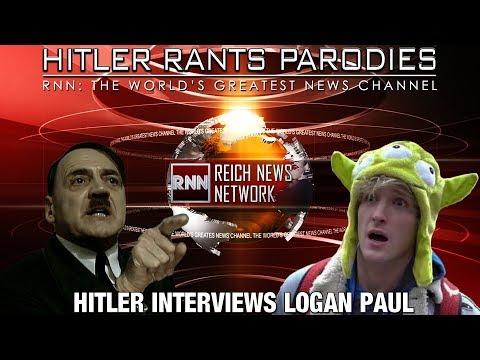 Hitler interviews Logan Paul