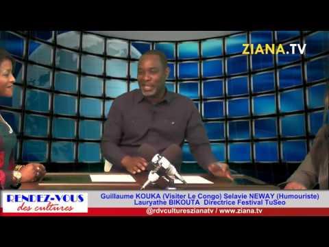RENDEZ-VOUS DES CULTURES. Selavie Newway, Lauryathe Bikouta et Guillaune KOUKA #1