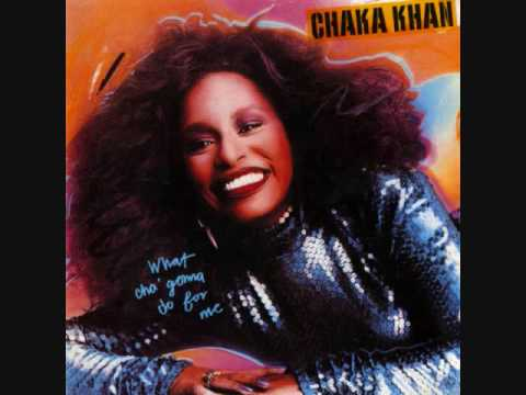 Chaka Khan - We Can Work It Out