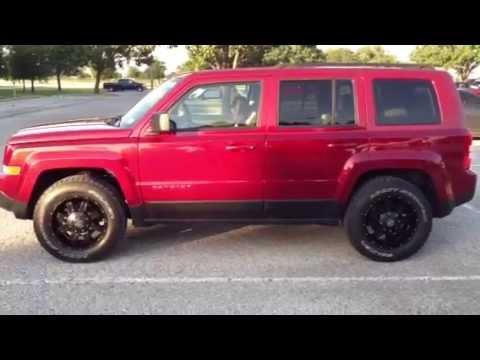 2012 Jeep Pat wheel & tires upgrade