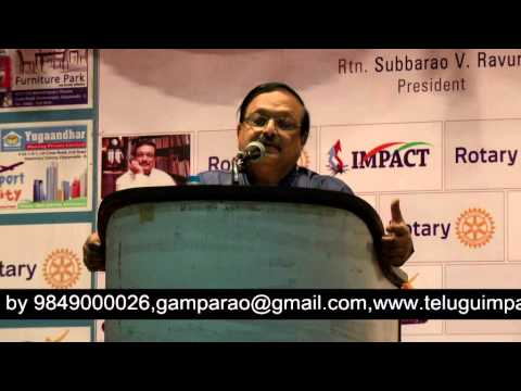 Life Skiils by Yandamoori Veerendranath at Vijayawada IMPACT 2014