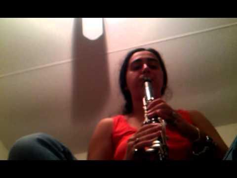 Rude on Clarinet