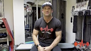 What is the Best Rep Range to Build Muscle Over 40?