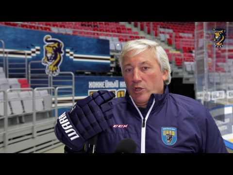 Михаил Кравец: «Больше занимались поддержанием физических кондиций»
