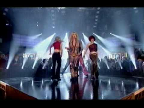 Britney Spears- Overprotected (live On Top Of The Pops) video