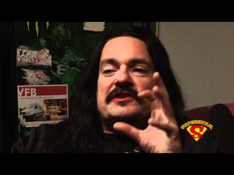 PRONG Interview 4/14/12