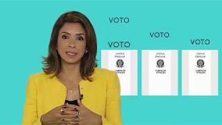 Tumultuar a votação é crime!