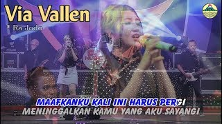 Download lagu Via Vallen - RA JODO _ OM. Sera   |    Video