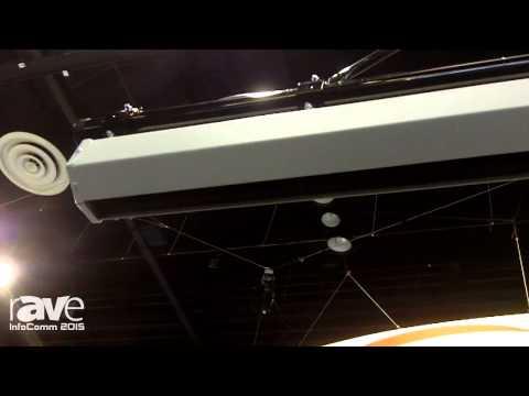 InfoComm 2015: Draper Highlights Screen Boom, a Motorized Screen Mounting Arm