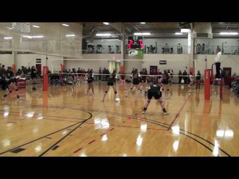 Rachel Williams Volleyball game highlights video Video