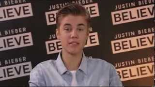 Justin Bieber says he hate