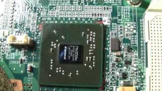 HP Motherboard repair 2 of 2