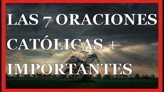 Oraciones Católicas - Conoce Las 7 Más Importantes