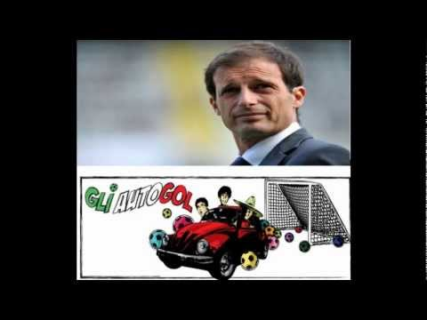 Imitazione Parodia Massimiliano Allegri - Ritiro Milan