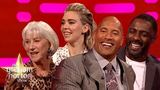 Hobbs & Shaw On The Graham Norton Show!