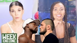 Khabib vs Mayweather: It's Happening! Plus, Britt & Ty's EARLY NBA Season Predictions! | WEZ