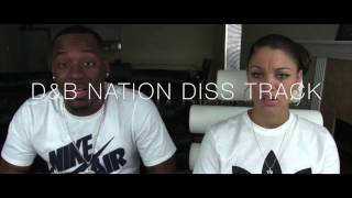 The End Of D&B Nation Diss Track - TheDissRapper (D&B NATION BREAKUP)