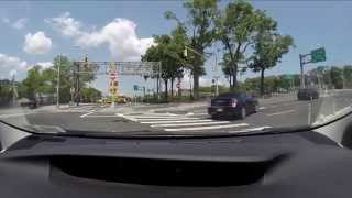 [Stupid Driver Ram others car bcos hes being cut off.] Video