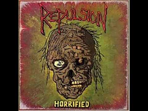 Repulsion - Maggots In Your Coffin