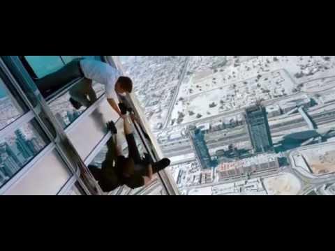 [附明日邊界影評]湯姆克魯斯-不可能的任務4經典橋段.職業特工隊4/不可能的任務4經典橋段-ppsmovie