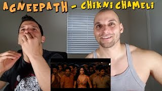 Agneepath - Chikni Chameli [REACTION]