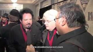 Steve Lukather & David Hungate Interviewed