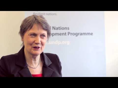 Helen Clark: Setting the UN's Development Agenda
