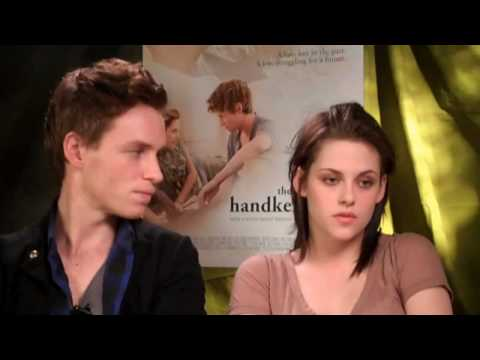 Kristen Stewart on kissing and Breaking Dawn buzz