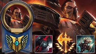 Darius Montage 36 - Best Darius Plays | League Of Legends Mid