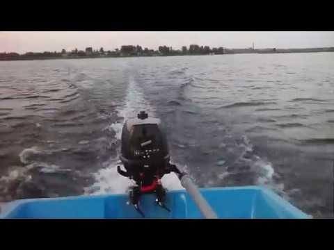 мотор для лодки окунь