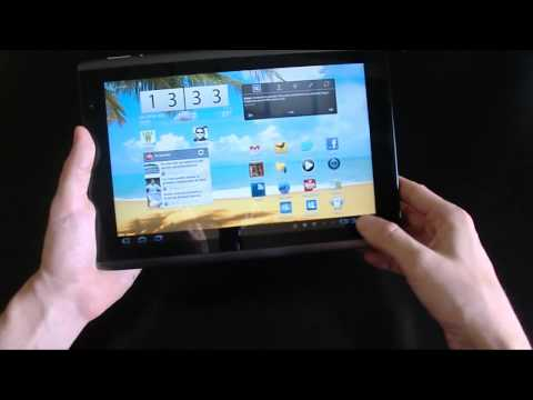 Review Acer Iconia Tab A500   4ndroid.com