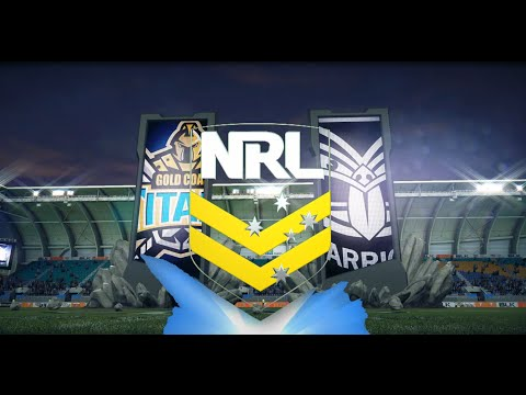Rugby League Live 3: BE A PRO NRL 2018 (Round 16)