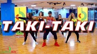 Taki Taki Dj Snake Feat Selena Gomez Ozuna Cardi B Caribbeanbeat Coreography