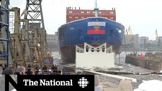 Inside Russia's push to lay claim to the Arctic | Dispatch