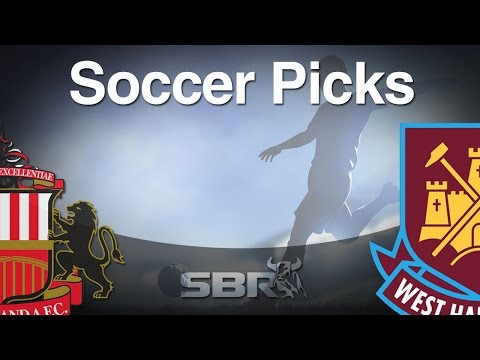 Free Soccer Picks in the Premier League: Sunderland vs West Ham