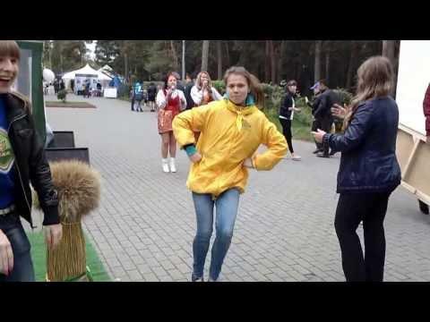 Песни стройотрядов - Весеннее танго