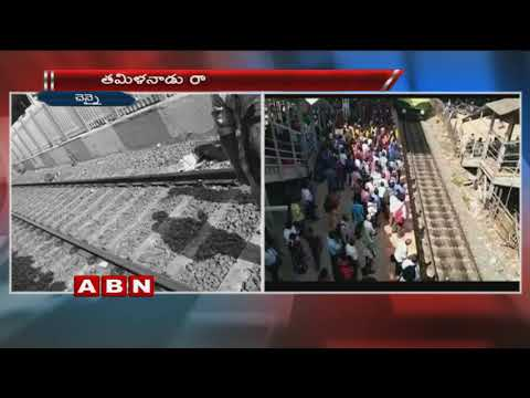 5 Passengers Lost Lives After Falling off Crowded Local Train In Chennai