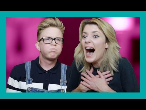 PLAYING WITH OUR THINGS REMATCH (ft. Grace Helbig) | Tyler Oakley thumbnail